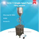 Pistão Vertical Cole e máquina de enchimento de líquido para os cosméticos (GZA-1)