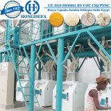 Máquina da fábrica de moagem de milho do milho de Uganda da Zâmbia de Kenya