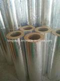 Qualität Rockwool Basalt-Mineralfelsen-Wolle-Vorstand-Rohr-Zudecke-Isolierung mit Aluminiumfolie