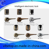 Hotel Rooms Intelligent Electronic Password Lock Alloy Zinc