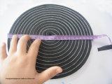 Cinta a prueba de choques de la esponja de la PU de la mejor calidad encima de tiras de tiempo