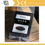 De zwarte Zak die van de Baksteen van Bonen het Vullen de Verzegelende Machine van de Etikettering vormen
