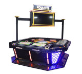 8 Player écran tactile Gambling Casino Roulette Électronique de la machine