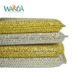 Золотой Wholesales Silver губкой скруббер сетки губкой блока