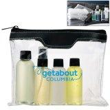 Draagbare Duidelijke Toiletry van de Ritssluiting van de Organisator van de Reis van de Make-up van de Zak van EVA PVC Kosmetische Waterdichte Zak