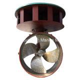Vertiefung hing der 4 Schaufel-Azimut-Druckgeber u. Seitenruder-Propeller für Verkauf ein