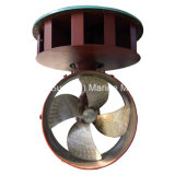 販売のためのMountedmarine健康な装置及び4つの刃の方位角のスラスター及び舵のプロペラ
