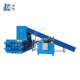 Hbe150-110130 Horizontal semiautomático prensa hidráulica de los desechos de papel