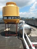 高温産業冷却塔