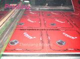 OEM van de Fabriek van China Douane 56*56cm van de Opbrengst Katoenen Sjaal