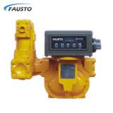 Измеритель прокачки Pd, с механически регистром, элиминатор воздуха, стрейнер 115~1150L/Min