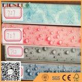 Perfiles de plástico en forma de U el borde de muebles de PVC