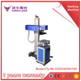 Planta de fabricación laser que hace la máquina