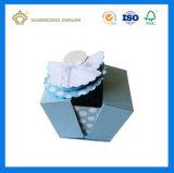 Rectángulo de almacenaje de papel de lujo con los accesorios