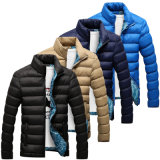 冬の新式の人のジャケットメンズジャケット