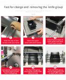 Aço inoxidável comerciais de carne Mini Automático cortador com pedal