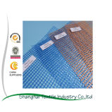 Сетка стеклоткани строительного материала термоизоляции стены