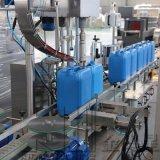 Chaîne de production remplissante de pétrole de liquide refroidisseur