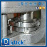 Sello de presión forjado criogénico de la válvula de puerta de Didtek
