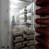Conservación en cámara frigorífica, congeladora para la carne y fruta