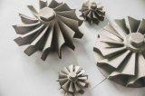 Carcaça de investimento Ulas2 da peça da carcaça da roda de turbina
