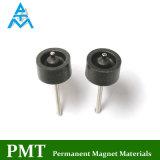 D50 plakte Permanente Magneet met het Magnetische Materiaal van het Neodymium