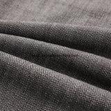 Un canapé-Couvercle Aspect lin le tissu de polyester de marché