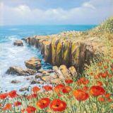 Het mooie Art. van de Muur van het Canvas van het Olieverfschilderij van het Landschap van de Aard