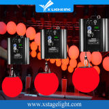 Des LED-DMX512 Anheben Steuerhandkurbel-Aufzug-Kugel-kinetisches Licht-LED