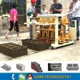 중국에서 2016년 판매 좋은 콘크리트 블록 계란 놓기 기계