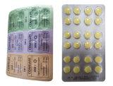 Les comprimés de Benflumen Arteme + 20mg mg+1203 couleurs de l'impression