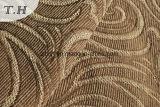 2016 remolinos de chenilla Sofa Jacquard y tejido muebles
