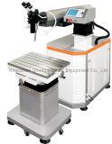 Muffa automatica della batteria del metallo che ripara la macchina della saldatura a punti del laser della fibra