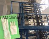 Nitril-Handschuh, der Maschine den automatischen Handschuh herstellt Maschine bildet