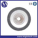 Roue de la Brosse brosse industrielle personnalisé pour l'Ébavurage polissage-100065 (WB)