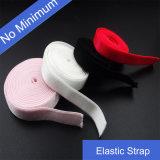 Alto cinghia del reggiseno lavorata a maglia delle fasce elastiche di Tenicity colore per la tessile domestica