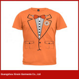 관례 중국 (R143)에 있는 자신의 상표 셔츠 의류 제조자 공장
