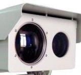 Macchina fotografica doppia del IP di registrazione di immagini termiche del sensore dell'intervallo centrale da 5 chilometri