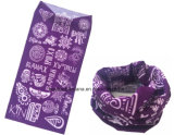 Factory Produce Custom Design print polyester Multifunctional Tubular Bandana