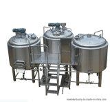 1000liters de combi-Dienende Tank van het roestvrij staal