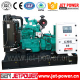 40kw conjunto gerador a diesel do gerador do motor Diesel Cummins abrir