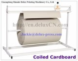 Movimentação de Shaftless, imprensa de impressão automática do Rotogravure para o papel fino (DLYA-81200P)