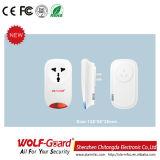 Toque em Teclado sem fio WiFi sistema de alarme inicial, Casa de alarme de intrusão com sirene integrada