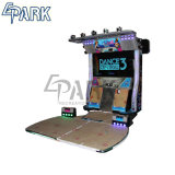 Coin exploité Dance Machine de jeu d'Arcade