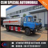 chemischer flüssiger LKW des Becken-170HP, Kraftstoff-Tanker-LKW für Verkauf