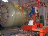 La commande numérique par ordinateur contrôlent l'enroulement de réservoir de filament de fibre de verre de FRP GRP faisant la machine