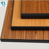 Alto Brillo/Mate HPL compacta resistente al agua para los paneles de pared interior
