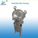 Tipo rivestito 316L filtro a sacco dell'acciaio inossidabile 304 di alta qualità dell'acqua per filtrazione industriale dell'acqua