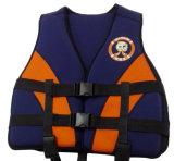 Спасательный жилет из неопрена с полиэстера с ленты в Hip-