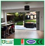 Portello di vetro laminato di disegno moderno di Pnoc080335ls